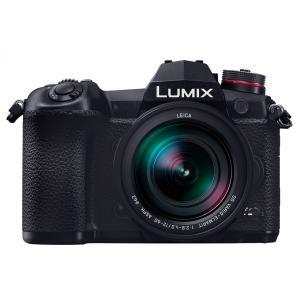 新品 Panasonic LUMIX DC-G9L 標準ズームライカDGレンズキット ブラック 有効...