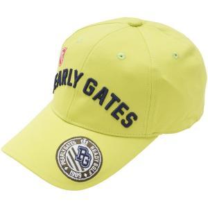 パーリーゲイツ PEARLY GATES ツイルキャップ