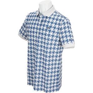 マスターバニーエディション MASTER BUNNY EDITION プレミアムTEX MINIR チェックプリント 半袖ポロシャツ
