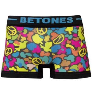 BETONES ビトーンズ ゴルフウェア メンズ アンダーウェア ピース ボクサーパンツ PE001|gdoshop