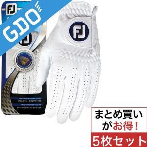 フットジョイ Foot Joy 14 ナノロックツアーグローブ FGNT14 5枚セット グローブ|gdoshop