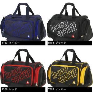ルコックゴルフ Le coq sportif GOLF ボストンバッグ QQ2160 ボストンバッグ|gdoshop|02