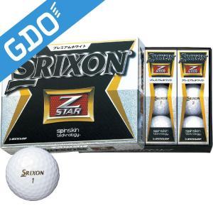 ダンロップ SRIXON Z-STAR ボール 2015年モデル ボール