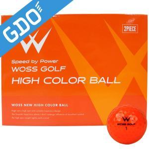 WOSS ウォズ ハイカラーボール ボール