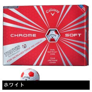 キャロウェイゴルフ CHROM SOFT クロムソフトボール TRUVIS ボール|gdoshop|02