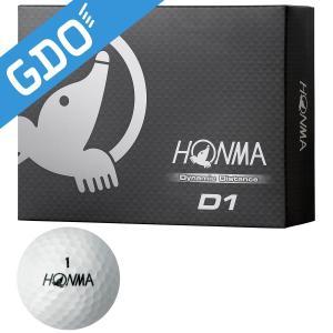 本間ゴルフ HONMA D1 ボール