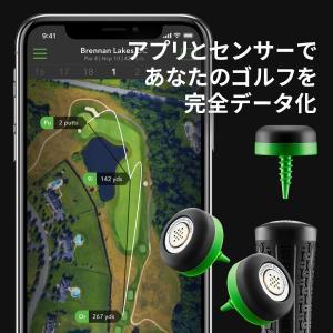 アーコスゴルフ Arccos Golf Arccos Caddie Smart Sensors 【対応OS】 iOS 10以降