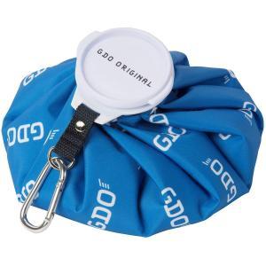 GDO ORIGINAL / ラウンド用品 / GDO オリジナル GDO ORIGINALカラビナつきアイスバック ブルーの商品画像 ナビ