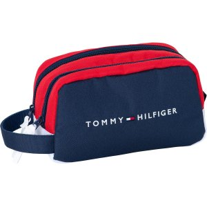 トミー ヒルフィガー ゴルフ TOMMY HILFIGER GOLF SIGNATURE ラウンドポーチ|gdoshop