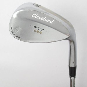 中古ゴルフクラブ クリーブランド Cleveland Golf 588 RTX 2.0 TOUR SATIN ウェッジ Dynamic Gold 【56-12】の画像
