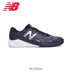 ニューバランス メンズ スニーカー シューズ MCH996V3 MCH996 ワイズ4E テニスシューズ NB New Balance 19FWMCH9964E 国内正規品 geak