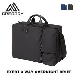 グレゴリー GREGORY ビジネスバッグ イグザート3ウェイオーバーナイトブリーフ EXERT 3WAY OVERNIGHT BRIEF バックパック ビジネス 出張 旅行 3WNBF 国内正規品|geak