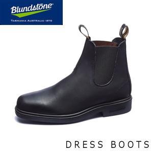 ブランドストーン レディース サイドゴア ブーツ 063 レザー ワーク ショート ボルタンブラック Voltan Black BS063089 Blundstone BS06308922|geak