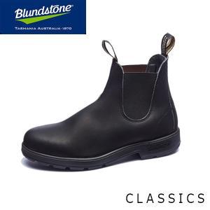 ブランドストーン レディース サイドゴア ブーツ 510 ワーク ショート ボルタンブラック Voltan Black BS510089 Blundstone BS51008922|geak