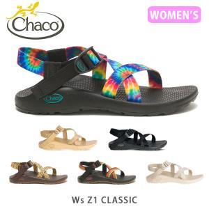 チャコ Chaco レディース サンダル Z/1 クラシック Z1 W'S スポーツ ストラップ アウトドア キャンプ レジャー グリップ 女性 12365105 CHA12365105 国内正規品|geak