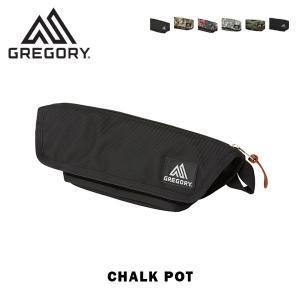 グレゴリー GREGORY チョークポット 3L クライミング ボルダリング 粉入れ チョークバッグ メンズ レディース ポーチ CHALK POT CHLKP|geak