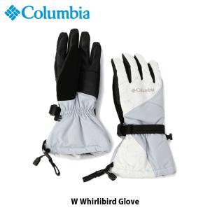 コロンビア Columbia レディース 手袋 グローブ Wホイールバードグローブ W Whirlibird Glove 保温 防水 スキー スノーボード アウトドア CL0073 国内正規品|geak