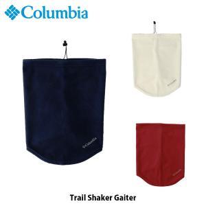 コロンビア Columbia トレイルシェーカーゲイター Trail Shaker Gaiter 保温 ネックウォーマー スキー スノーボード CU0047 国内正規品|geak