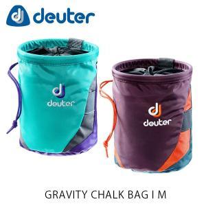 ドイター グラビティ チョークバッグ I GRAVITY CHALK BAG I M クライミングギア deuter 3391017 DEU3391017|geak