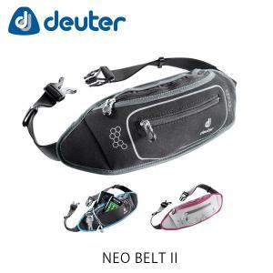 ドイター ウエストバッグ ヒップバッグ ネオベルトII ポーチ 自転車 バイク ロードバイク サイクリング NEO BELT II deuter 39050 DEU39050|geak
