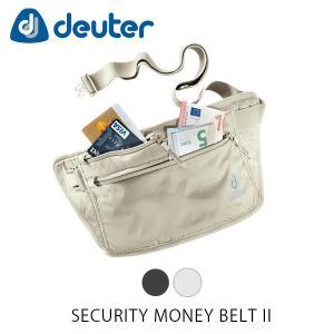 ドイター セキュリティーマネーベルトII SECURITY MONEY BELT II ウエストバッグ 鞄 deuter 3910316 DEU3910316|geak