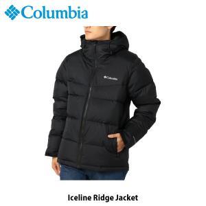 コロンビア Columbia メンズ アウター 中綿ジャケット アイスラインリッジジャケット Iceline Ridge Jacket 上着 スキー スノーボード EE0902 国内正規品 geak