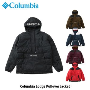 コロンビア Columbia メンズ ジャケット 中綿 コロンビアロッジプルオーバージャケット Columbia Lodge Pullover Jacket キャンプ EE1490 国内正規品|geak