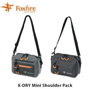 フォックスファイヤー Foxfire X-DRYミニショルダー X-DRY Mini Shoulder PaCk 5021830 FOX5021830|geak