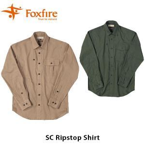 フォックスファイヤー Foxfire メンズ SC リップストップシャツ SC Ripstop Shirt 5212849 FOX5212849|geak