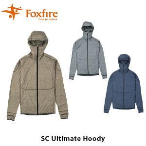 フォックスファイヤー Foxfire メンズ SCアルティメットフーディ SC Ultimate Hoody 5215815 FOX5215815 geak