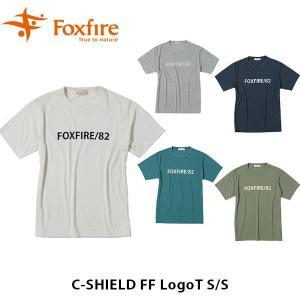 フォックスファイヤー Foxfire  メンズ CシールドFFロゴ T S/S C-SHIELD FF LogoT S/S 5215825 FOX5215825|geak
