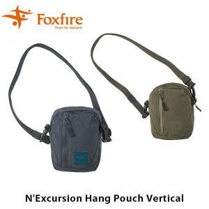 フォックスファイヤー Foxfire  NEXハングポーチタテ N ExCursion Hang PouCh VertiCal 5321825 FOX5321825|geak