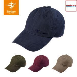 フォックスファイヤー Foxfire Washed Logo Cap ウォッシュドロゴキャップ 帽子 キャップ アウトドア キャンプ メンズ レディース ユニセックス FOX5422751 geak