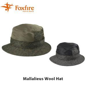 フォックスファイヤー Foxfire ユニセックス 帽子 マラリウスウールハット Mallalieus Wool Hat 5422779 FOX5422779 geak