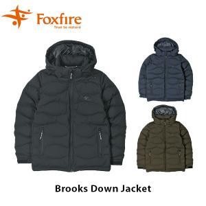 フォックスファイヤー Foxfire レディース ブルックスダウンジャケット アウター ダウンジャケット 透湿防水 ハイキング アウトドア FOX8113929|geak