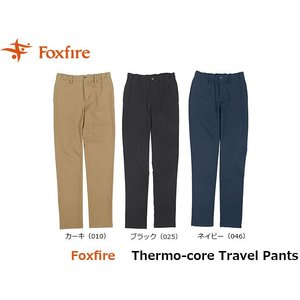フォックスファイヤー Foxfire レディース サーモコアトラベルパンツ ロングパンツ パンツ ボトムス ハイキング 登山 山ガール 旅行 FOX8114812 国内正規品|geak