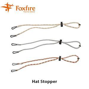 Foxfire フォックスファイヤー アクセサリー レディース Hat Stopper W・ハットストッパー 8420038 FOX8420038 geak