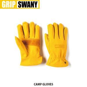 グリップスワニー CAMP GLOVES キャンプグローブ G-70 アウトドア 手袋 GRIP SWANY G70|geak