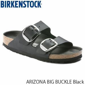 ビルケンシュトック レディース サンダル アリゾナ ビッグバックル ARIZONA BIG BUCKLE サマーサンダル 幅狭 ブラック 黒 BIRKENSTOCK GC1011075 国内正規品 geak