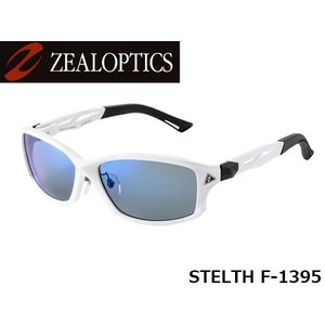 ジールオプティクス ZEAL OPTICS 偏光サングラス STELTH ステルス F-1395 パープルホワイト トゥルービュースポーツ×ブルーミラー GLE4580274166511 geak