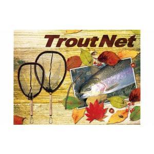 ゴールデンミーン トラウトネット M Trout Net M Golden Mean GM4931657014576|geak