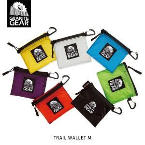 グラナイトギア GRANITE GEAR トレイルワレットM TRAIL WALLET M 小銭入れ コインケース ミニポーチ レディース メンズ キャンプ 2210900069 GRA2210900069 geak