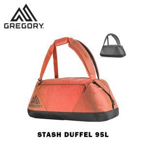 グレゴリー GREGORY ボストンバッグ ダッフルバッグ スタッシュ ダッフル 95L STASH95 出張 部活 遠征 かばん 大容量 GRE65901 国内正規品|geak