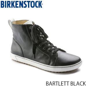 ビルケンシュトック レディース シューズ バートレット BARTLETT BLACK ナチュラルレザー 幅狭 BIRKENSTOCK GS1004541 国内正規品|geak