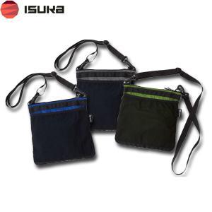 ISUKA イスカ バッグ ウルトラライト マウンテンサコッシュ Ultra Light Mountain Sacoche 3360 ISU3360 国内正規品|geak