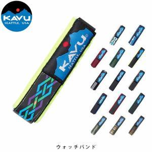 カブー KAVU ウォッチバンド マジックテープ 時計ベルト 腕時計ベルト アクセサリー 11863003 KAV11863003 国内正規品|geak