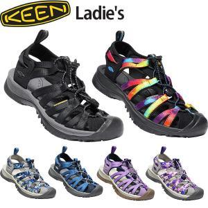 KEEN キーン レディース サンダル ウィスパー WHISPER WOMEN KEE0015 国内正規品|geak