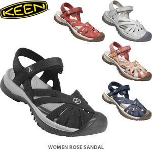 KEEN キーン レディース サンダル ローズサンダル ROSE SANDAL WOMEN KEE0016 国内正規品|geak