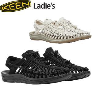 KEEN キーン レディース サンダル ユニーク スポーツサンダル スニーカー コンフォートサンダル 靴 くつ UNEEK WOMEN KEE0072 国内正規品|geak
