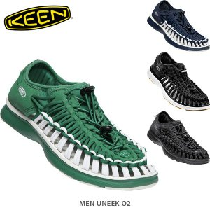KEEN キーン メンズ サンダル ユニーク オーツー 靴 スニーカー スポーツ オープンエアースニーカー UNEEK O2 MEN KEE0081 国内正規品|geak